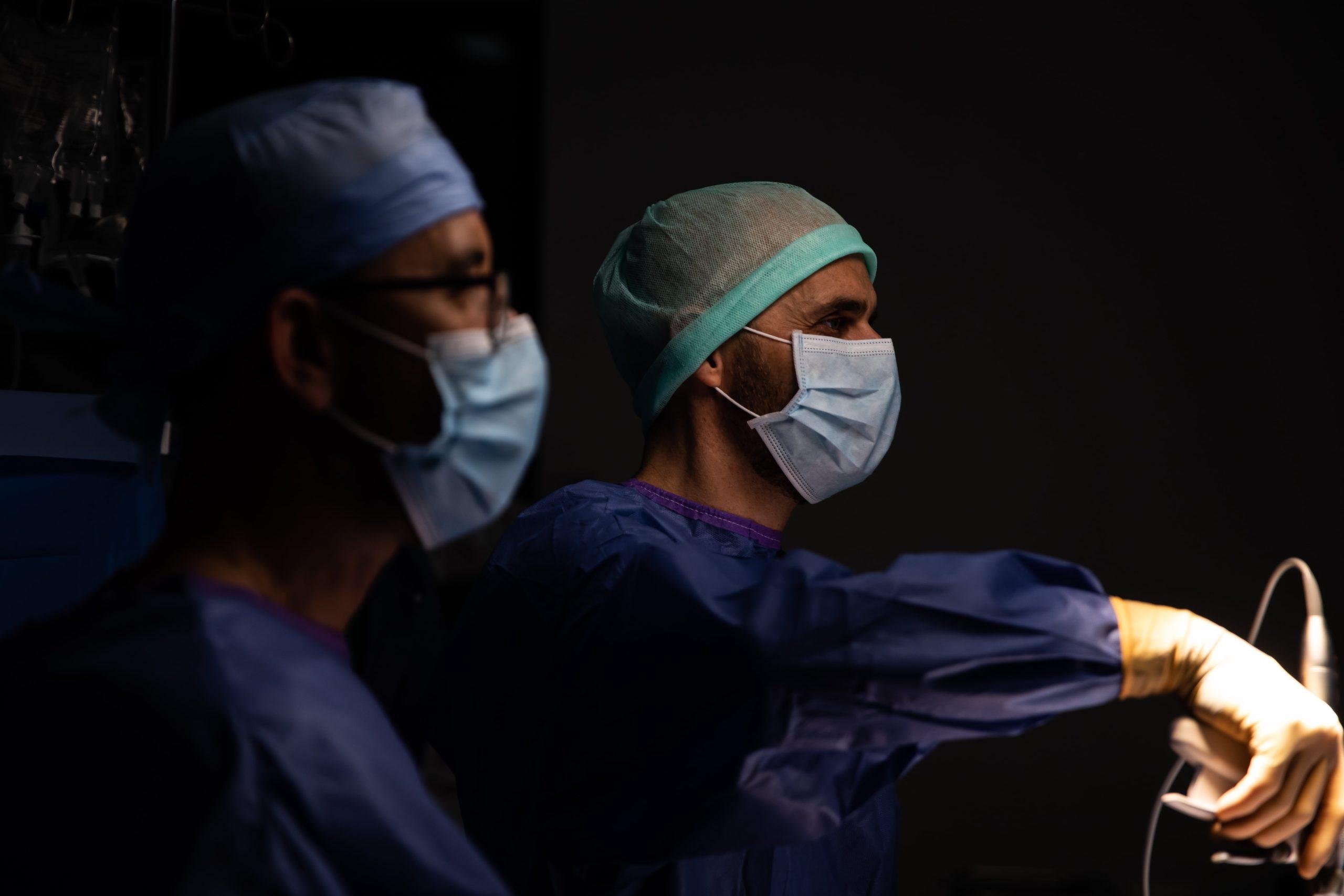 Selection eportage Olivier Marpeau Chirurgie