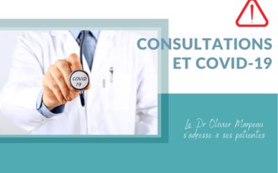 CONSULTATION GYNÉCOLOGIQUE ET COVID-19